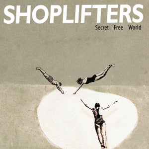 Image of Shoplifters - Secret Free World LP (Ochre Vinyl)