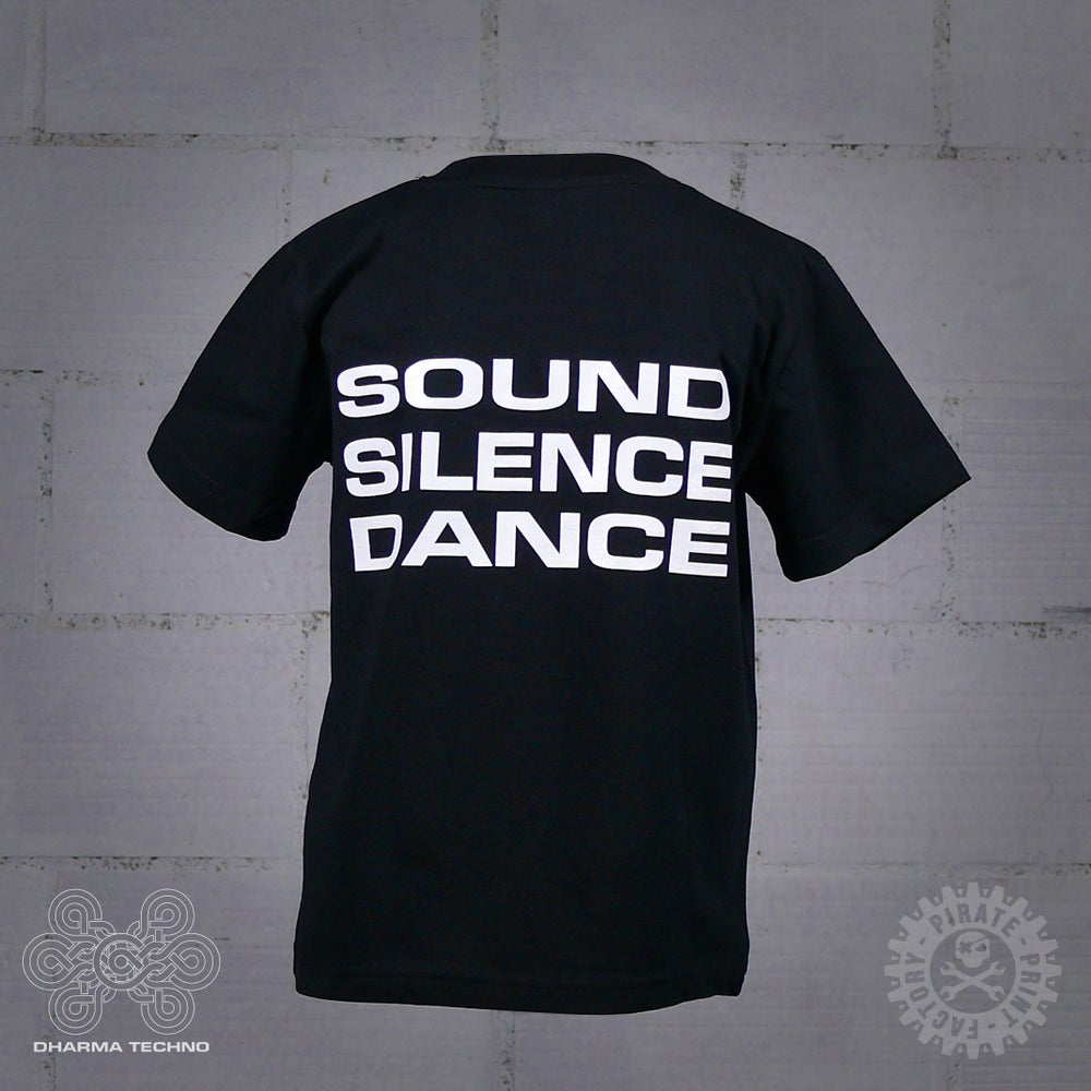 Image of T-SHIRT DHARMA TECHNO KID