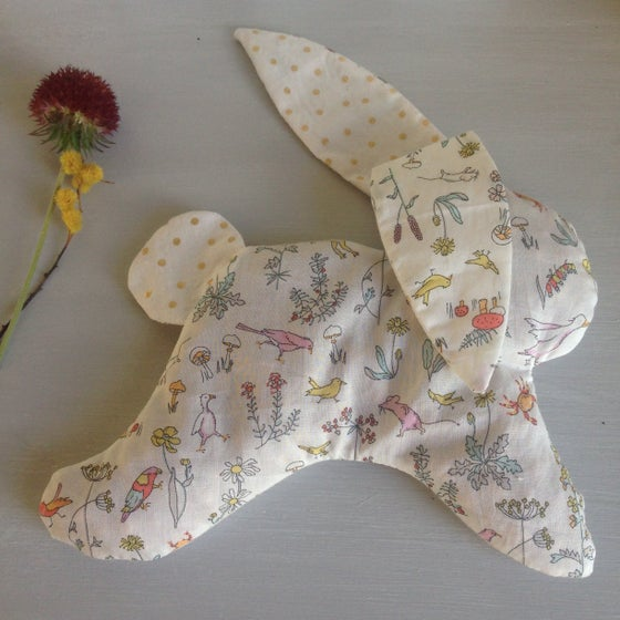 Image of Bouillotte sèche lapin