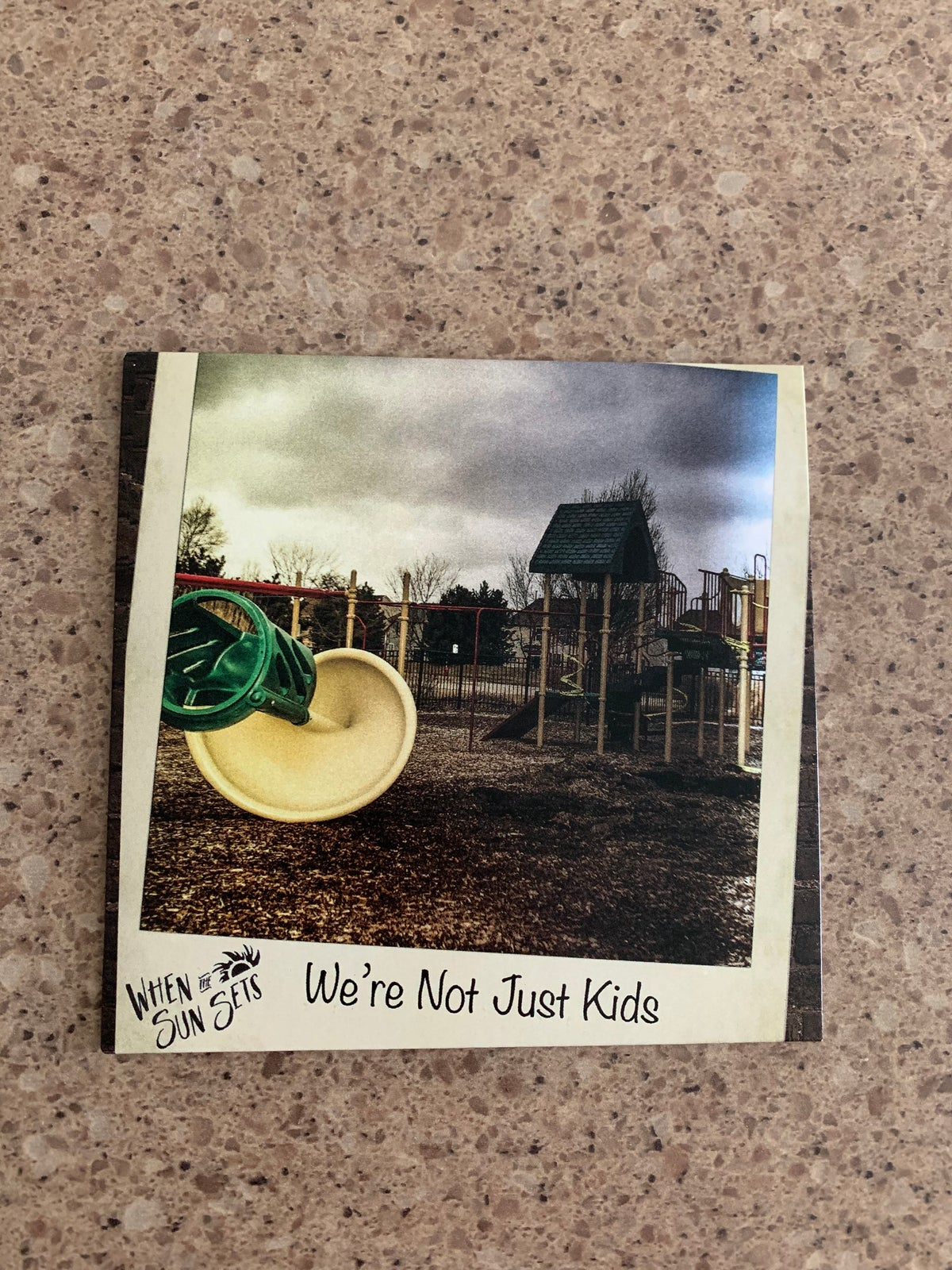 Image of We're Not Just Kids EP