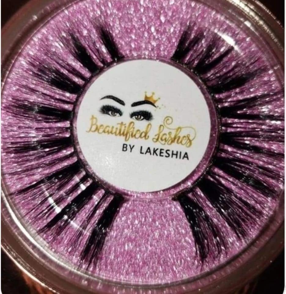 Image of Beautified Lashes- Kesh
