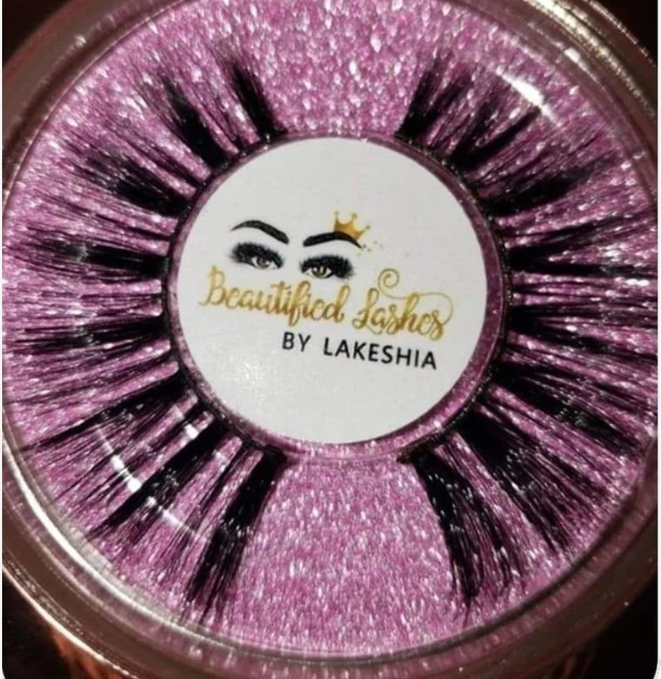Image of Beautified Lashes- Kesh