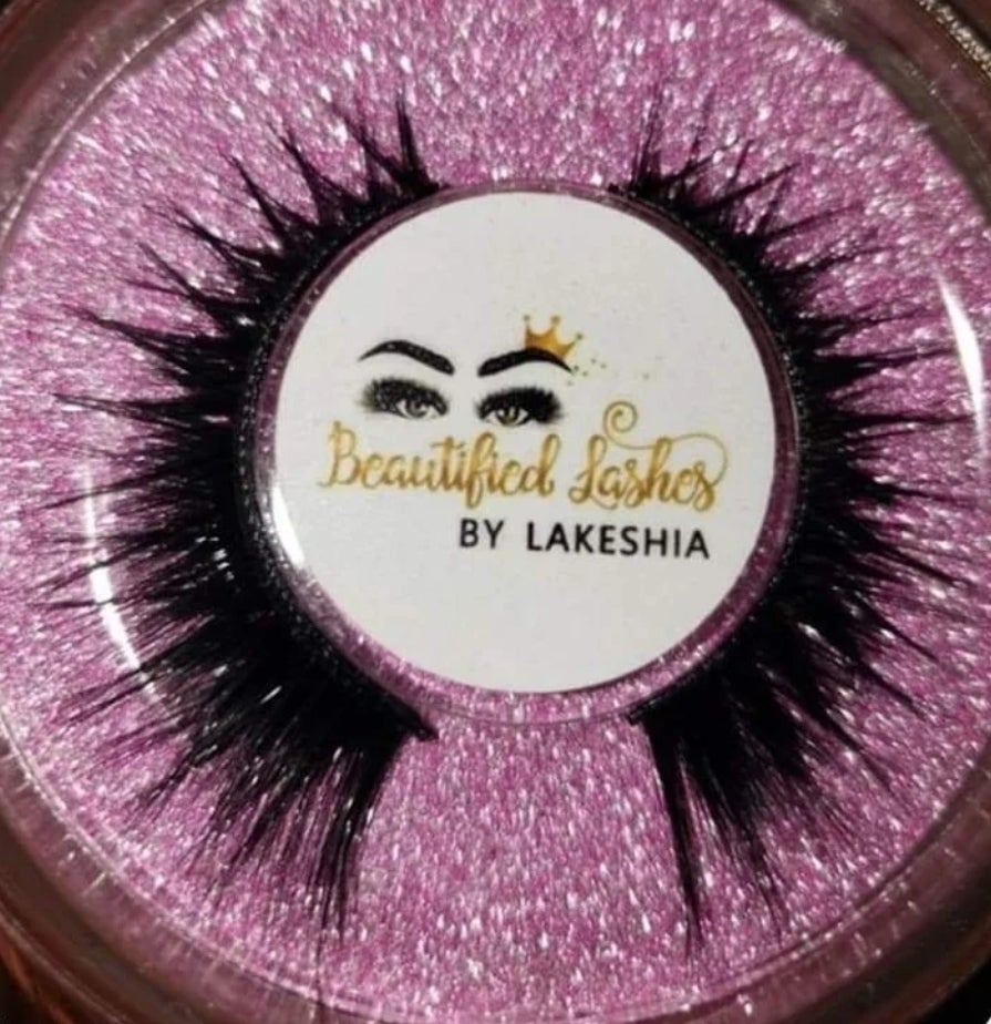 Image of Beautified Lashes- Diamond