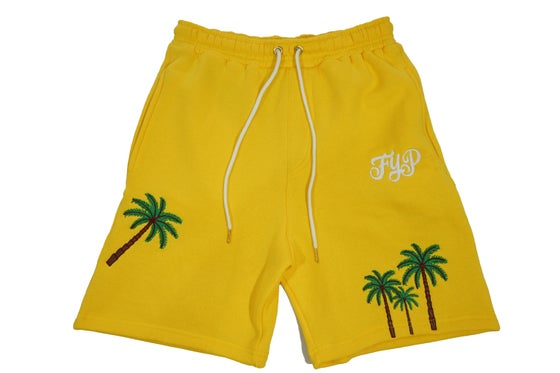 Image of Banana Palm Tree Shorts