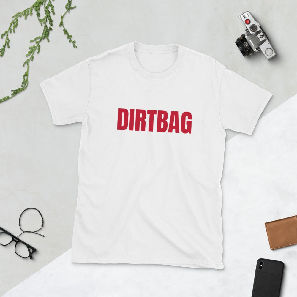 Image of Dirt Bag T Shirt (White)