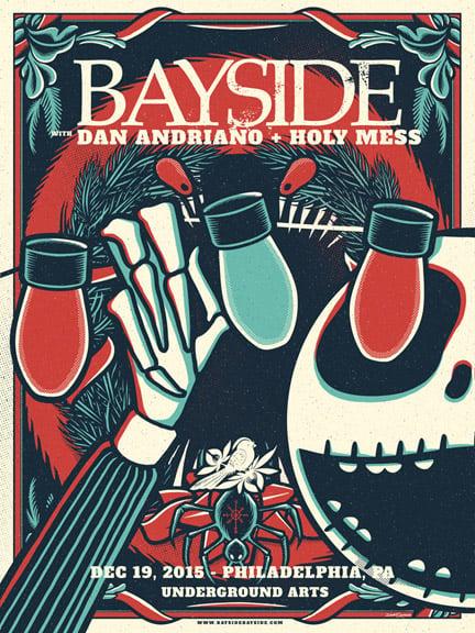 Image of Bayside- Jack (LEFT) - Screenprint