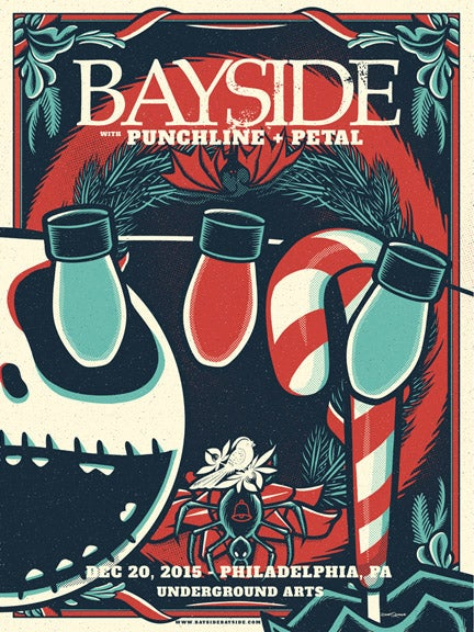 Image of Bayside - Jack (RIGHT) - Screenprint