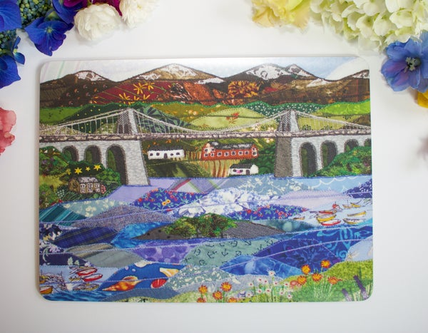 Image of Menai Strait Table-mat