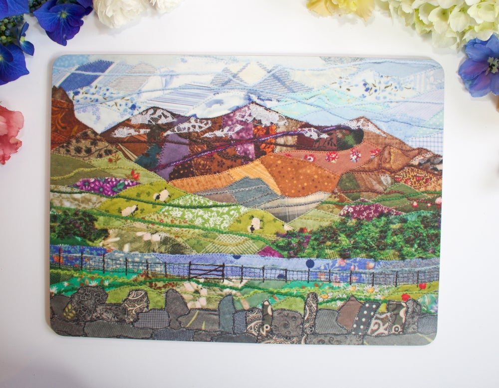 Image of Snowdon Table-mat