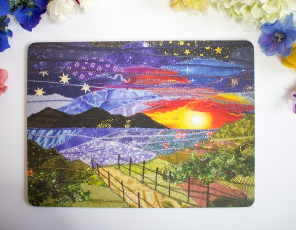 Image of Sunset Table-mat