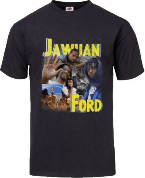 Image of Jawuan Ford Tee