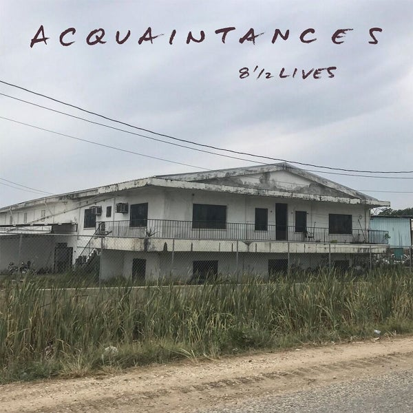 Image of CSC-011 - Acquaintances - 8-1/2 Lives Cassette