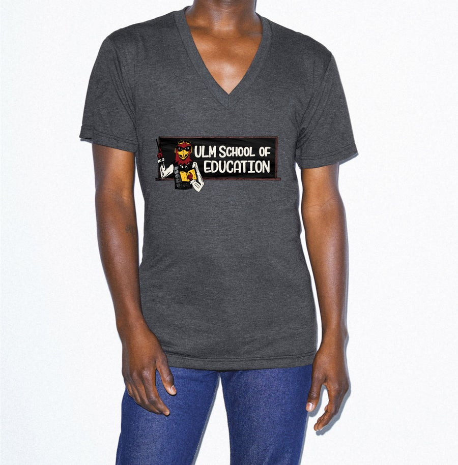 Image of ULM School of Education V-Neck