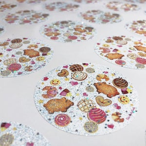 Stickers Pan Dulce