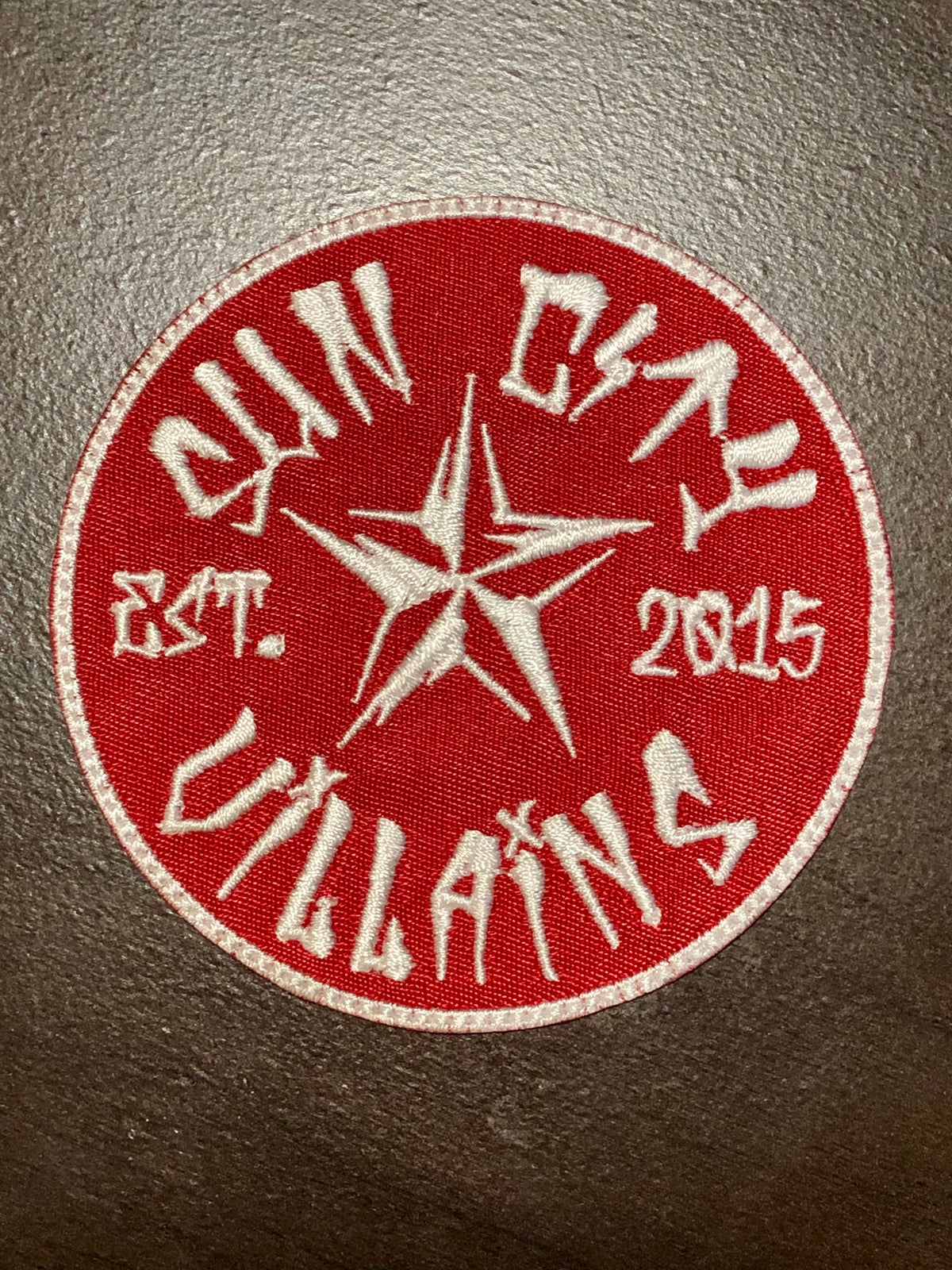 Image of West Texas Chapter Patches