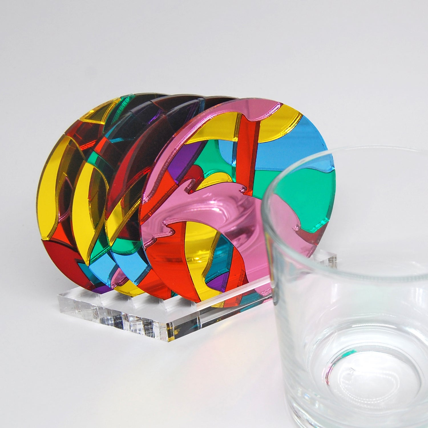 Image of Mirror coasters