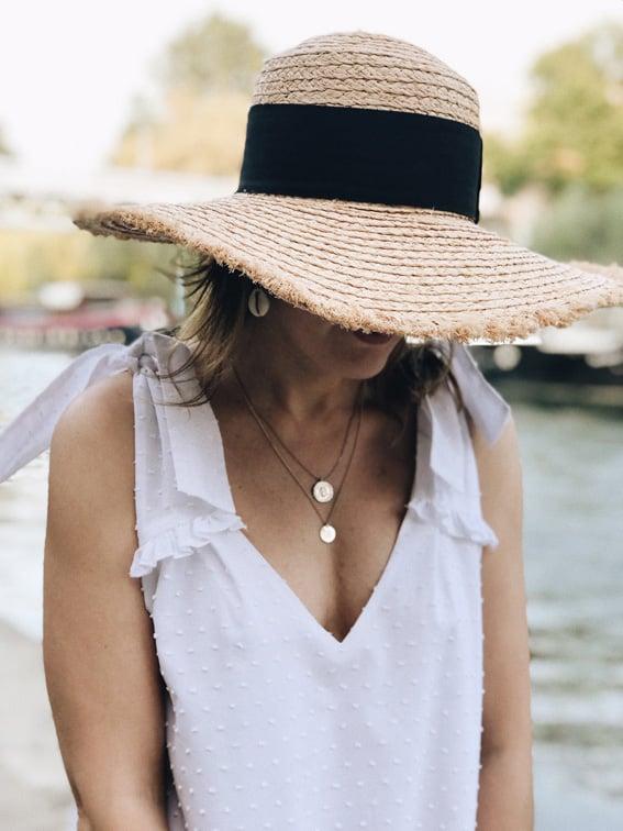 Robe Ella courte - Maison Brunet Paris