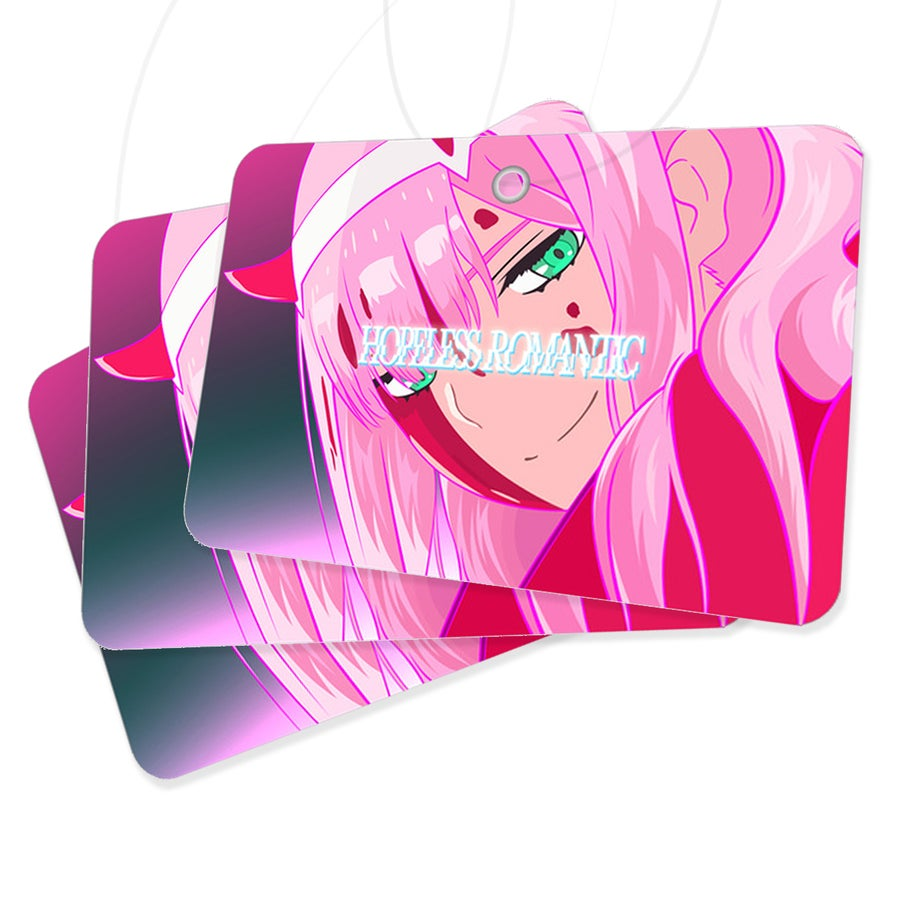 Image of ZER0TWO STRAWBERRY AIR FRESHENER