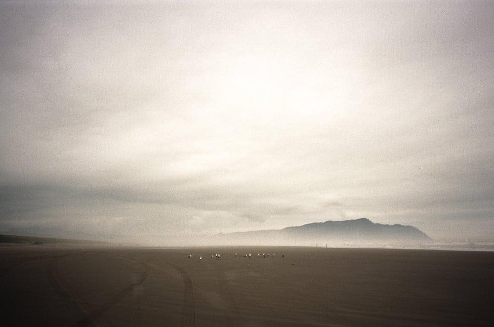 Image of 16 x 24 print (Oregon)