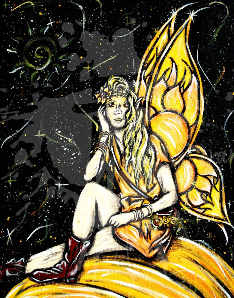 "Image of ""Sun Fairy"" PRINT"