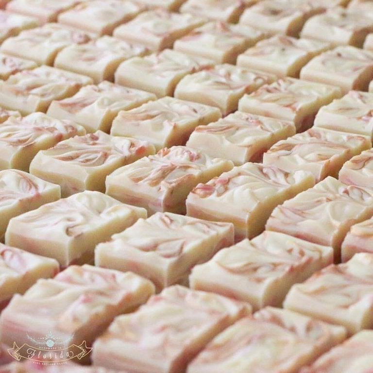 Image of Sweet Lemon Cold Process Soap