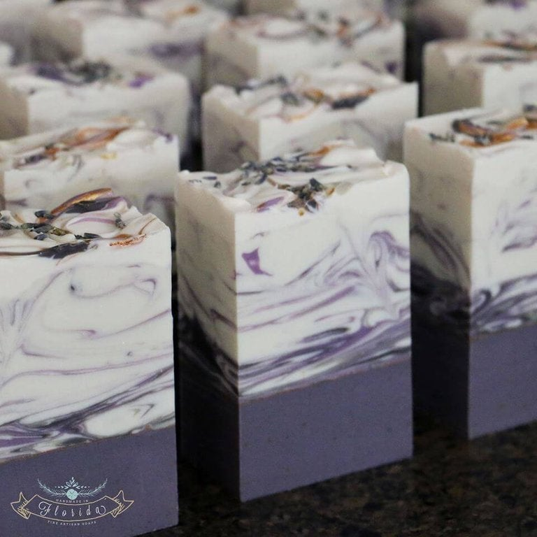 Image of Lovely Lavender Cold Process Soap