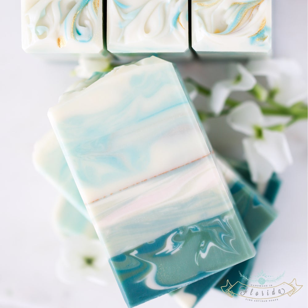 Image of Green Meadows Cold Process Soap