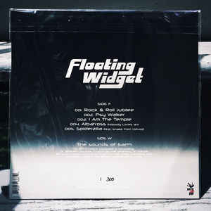 Image of CSC-Distro - Floating Widget - The Sounds Of Earth Yellow Clear L.P.