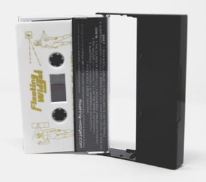 Image of CSC-001 - Floating Widget - The Sounds Of The Earth (Deluxe Voyager I Edition) Cassette ( Last One)