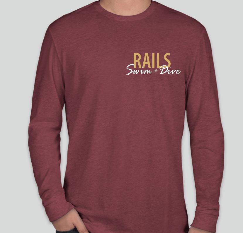 Image of Rails Girls Team Long-Sleeve T-Shirt