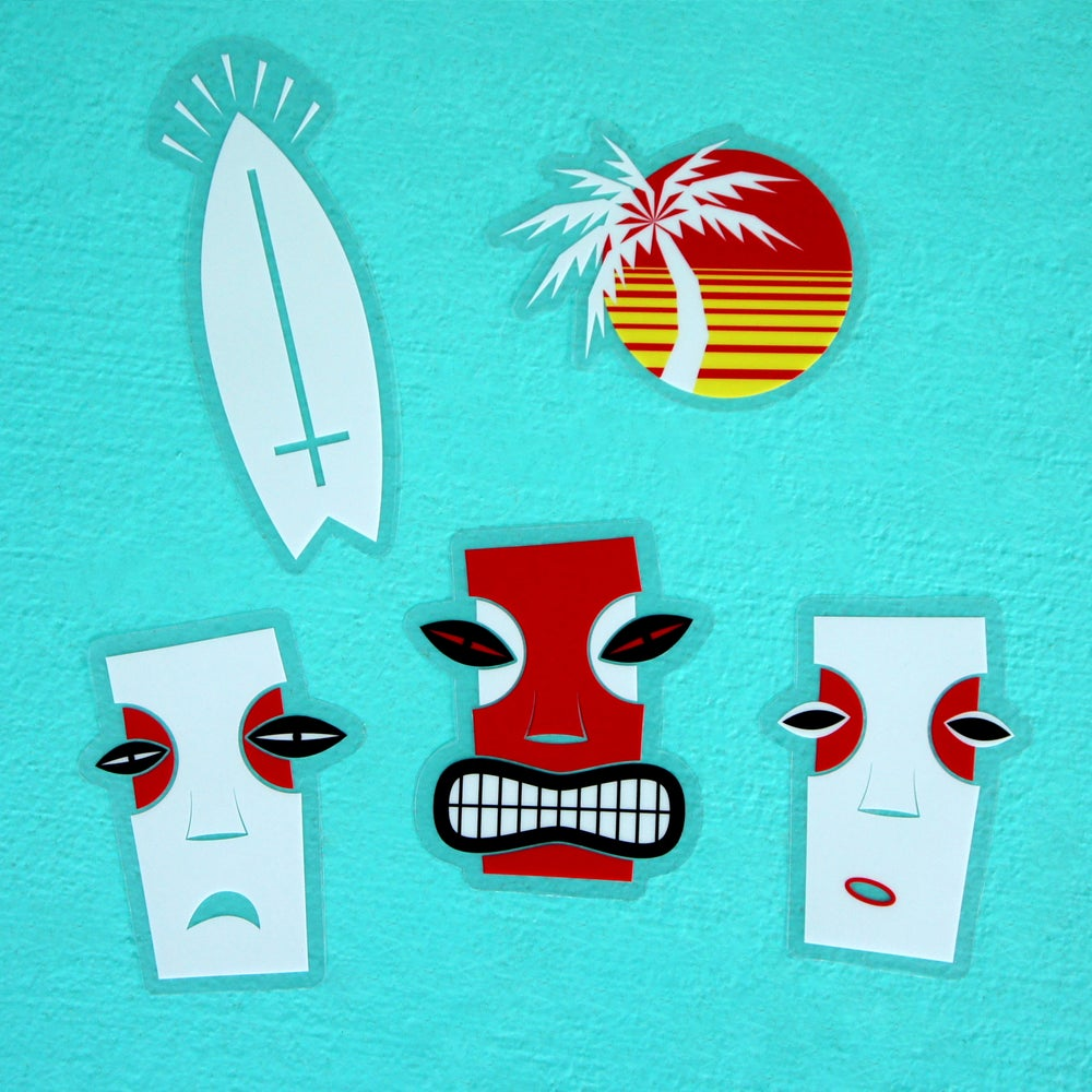Image of Summer Sticker Pack