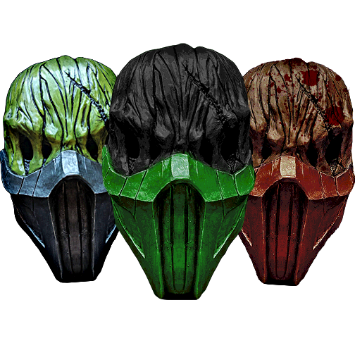 "Image of ""BattleBorn"" Deluxe Mask (Click to view styles)"