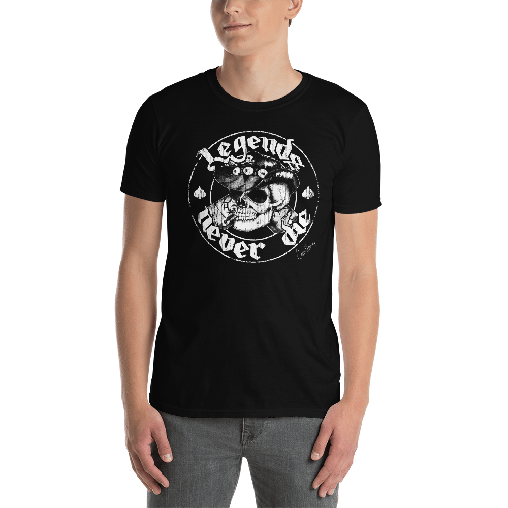 Image of Legends Never Die UNISEX T-shirt