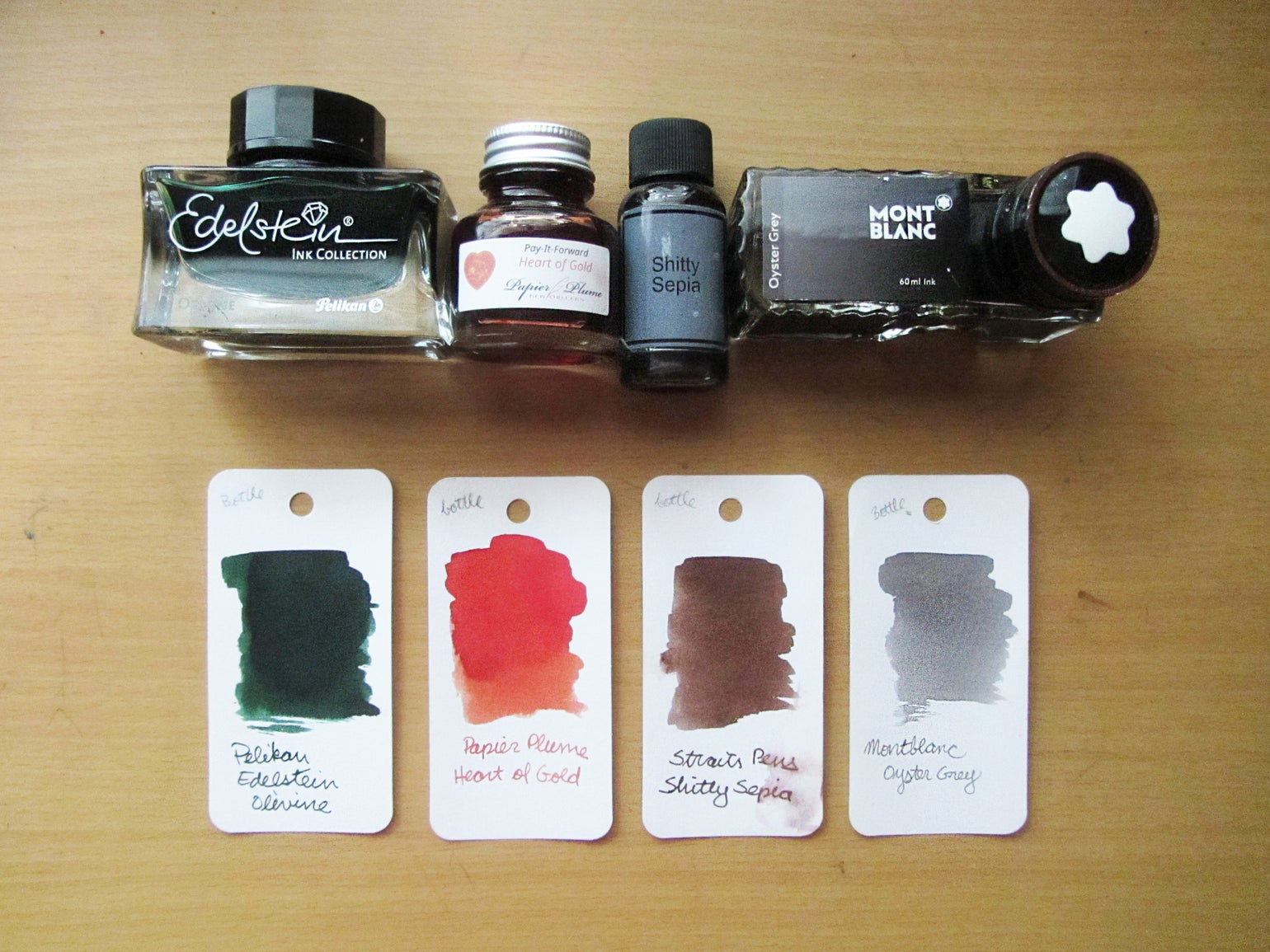 Image of Fountain Pen Ink