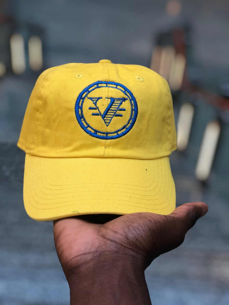 Image of Classic Fortune Five Logo (Dad Cap)