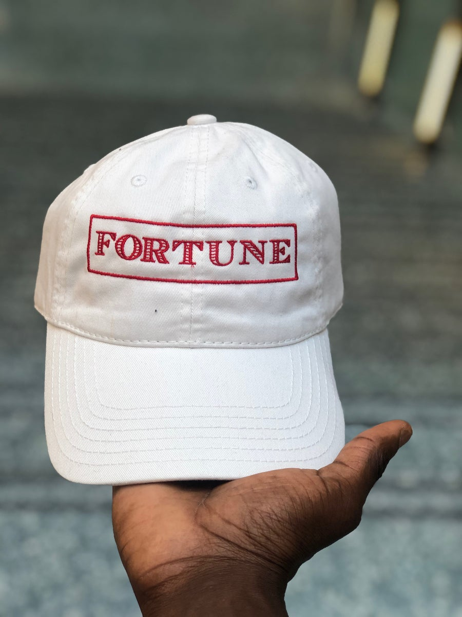 Image of Fortune (Dad Cap)