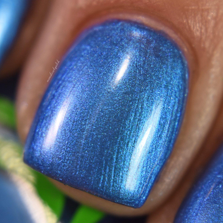 Image of Blue Lagoon Nail Polish