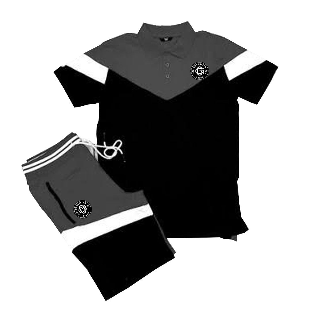 Image of OG Polo/Shorts Set