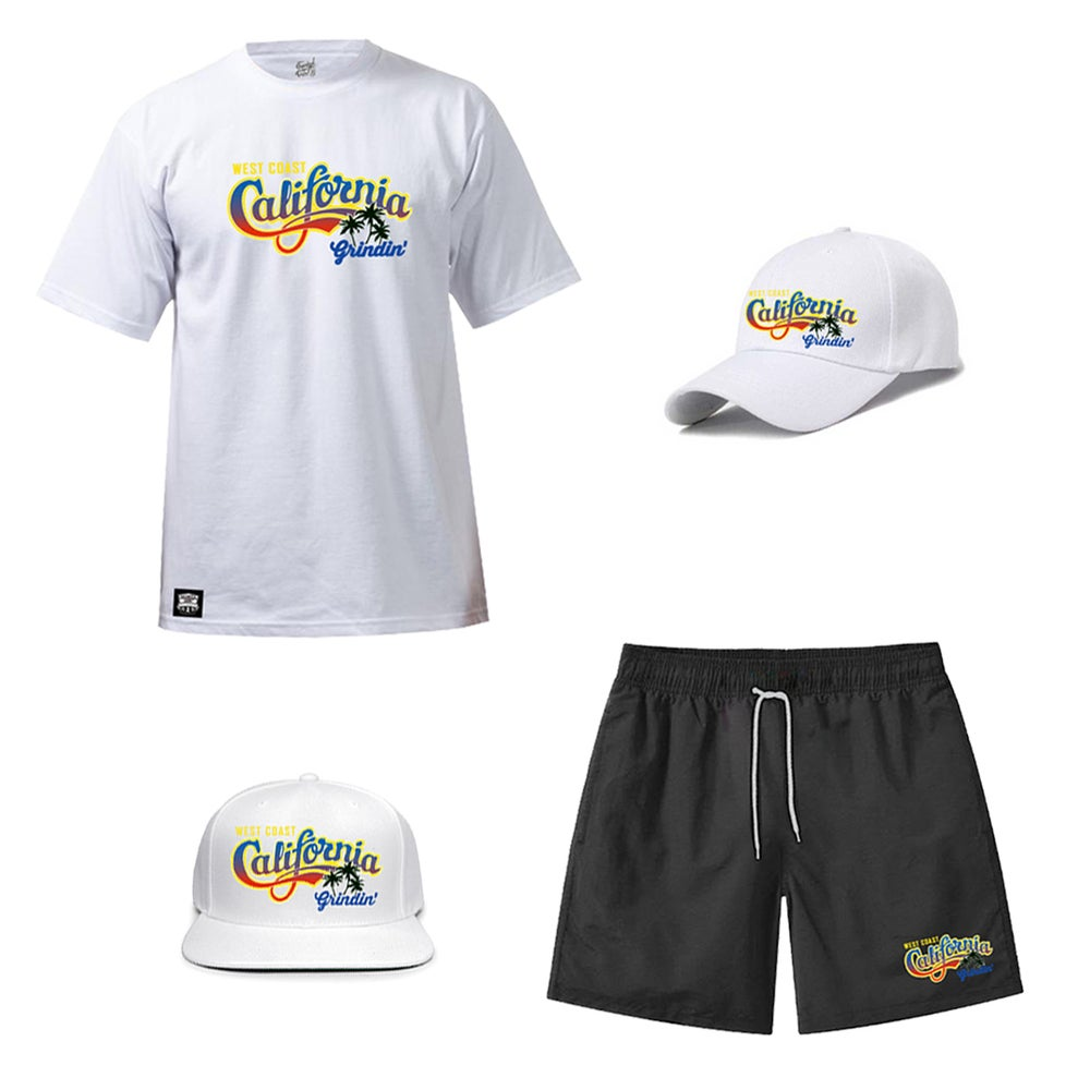 Image of New OG Cali Summer Grindin' Gear