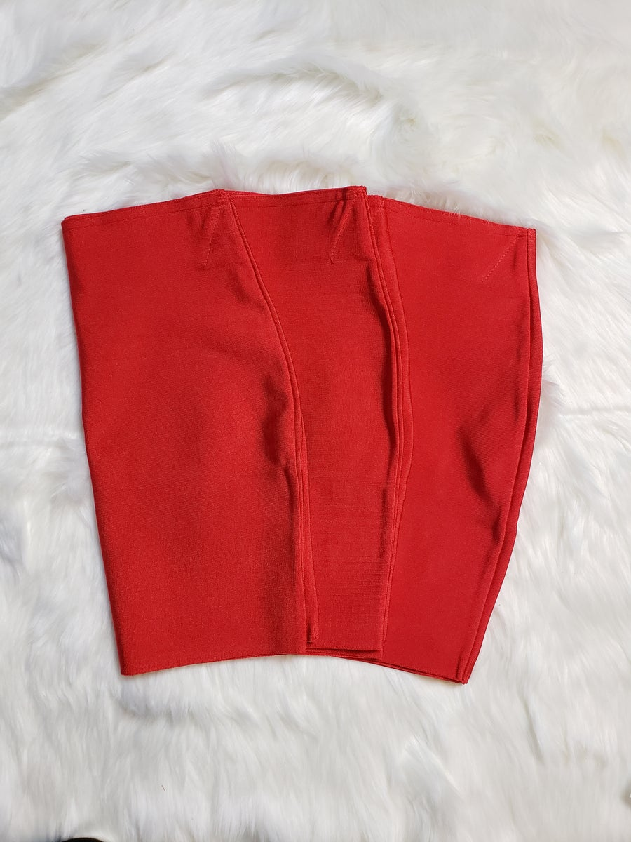 Image of Mini Bandage Skirt