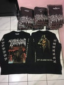 """Image of THERION - OF DARKNESS.... """"SHORTSLEEVE AND LONGSLEEVE"""""""