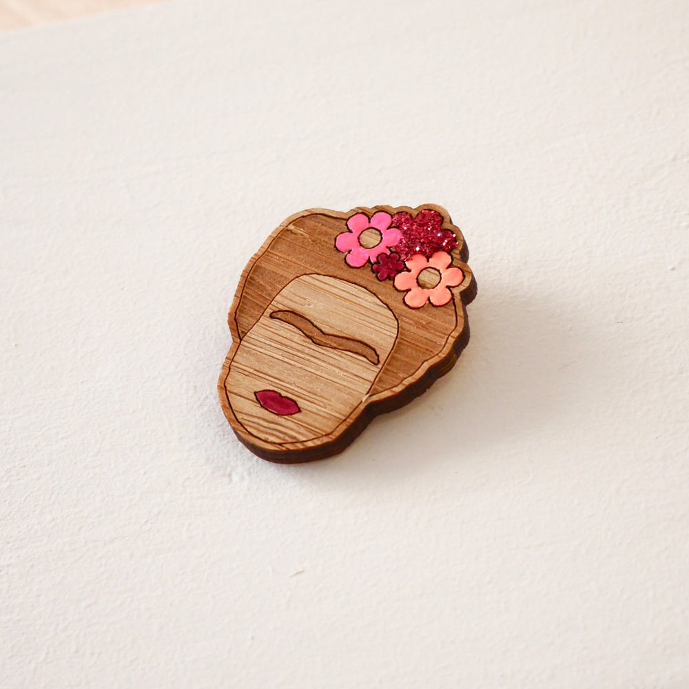 Image of Broche Frida