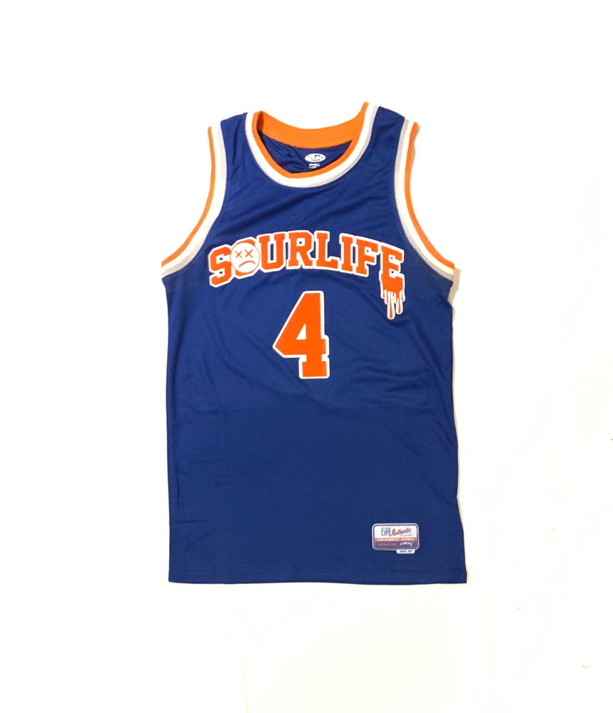 Image of Summer league hoop jersey