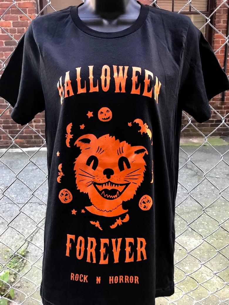 Image of Halloween Forever Unisex Tee