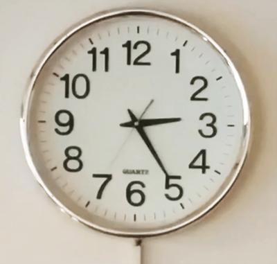 Image of Quantum Clock