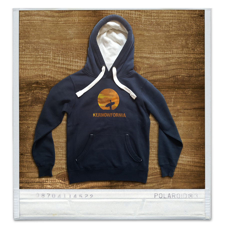 Image of Unisex - Sunspot hoodie (Navy)