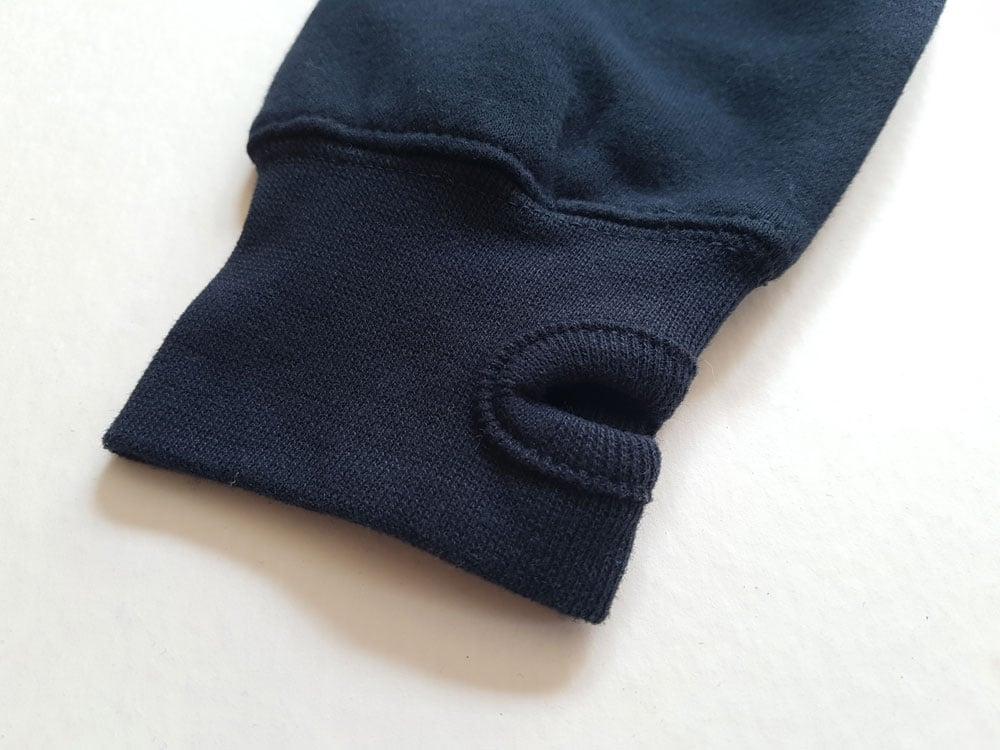 Image of Unisex - Sunspot hoodie (Navy)