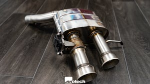 Image of Quick Silver Exhaust