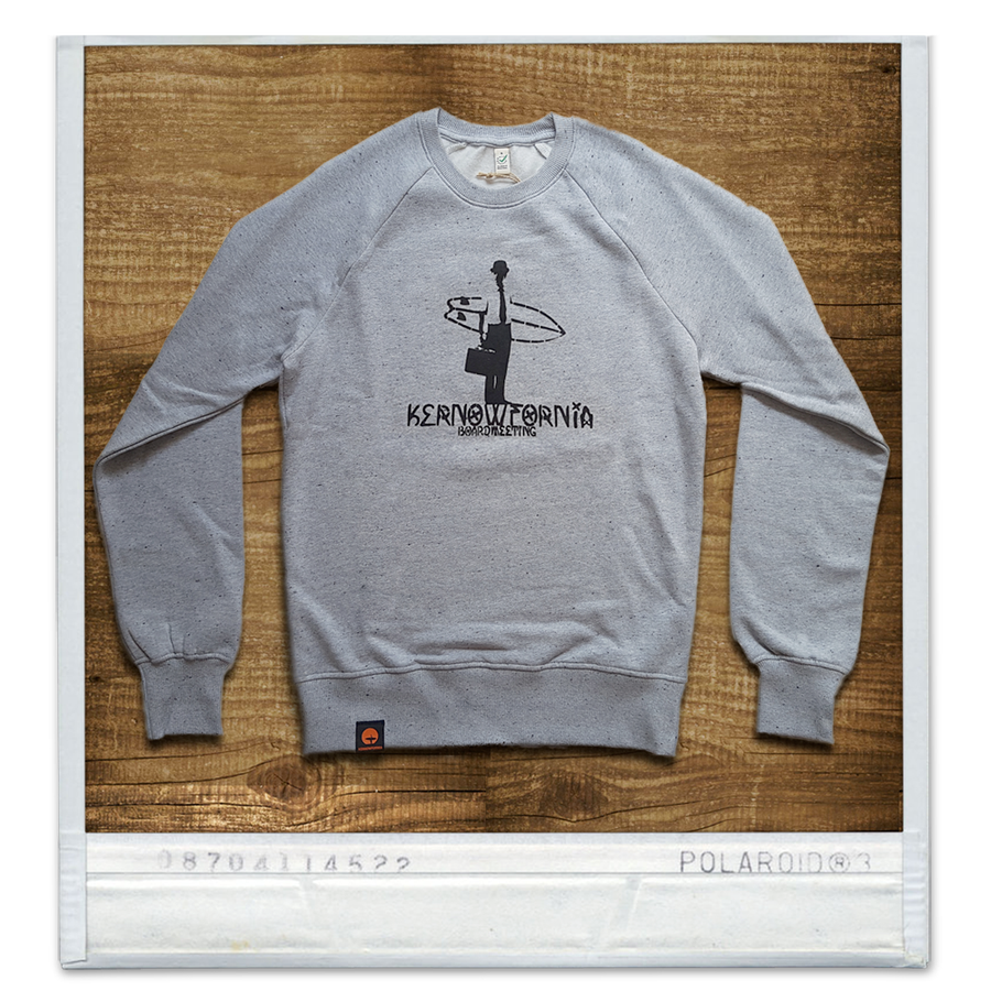 Image of Boardmeeting - Raglan Sweatshirt