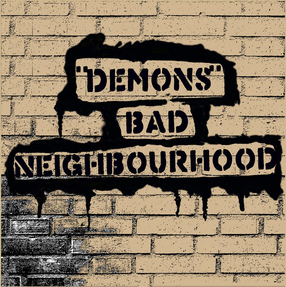 Image of Bad Neighbourhood/I'd Much Rather Be with the Girls